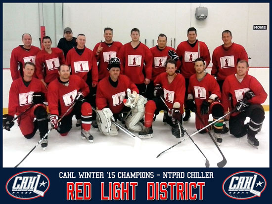 CAHL Champs - NTPRD Chiller
