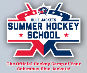Blue Jackets Summer Hockey School