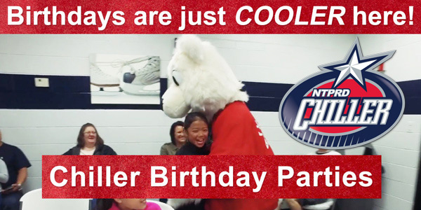 NTPRD Chiller Birthday Parties