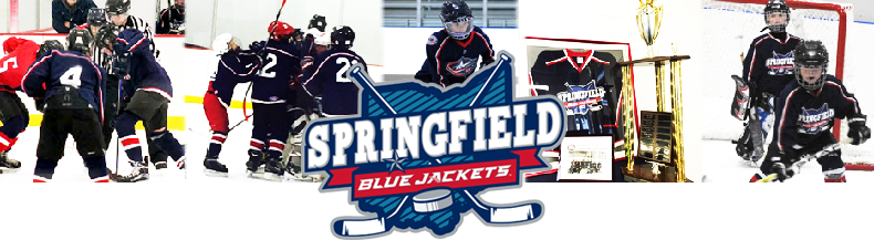 Springfield Blue Jackets Hockey League